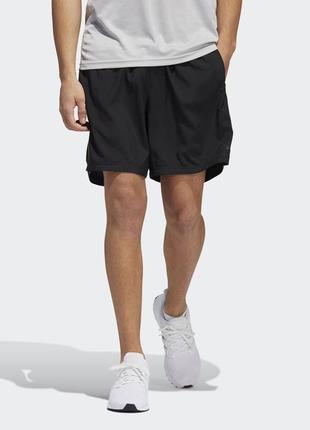 Шорты мужские для бега adidas own the run dz7621