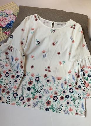 Блуза летняя nutmeg