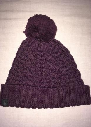 Жіноча шапкаsmart wool