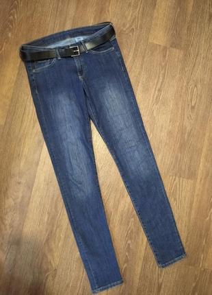 ❤️ джинсы скинни высокая посадка