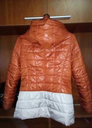 Стеганая курточка2 фото