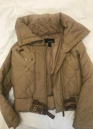 Демисезонная куртка (утиный пух) mango
