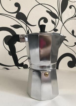 Гейзерная кофеварка maury's (италия)
