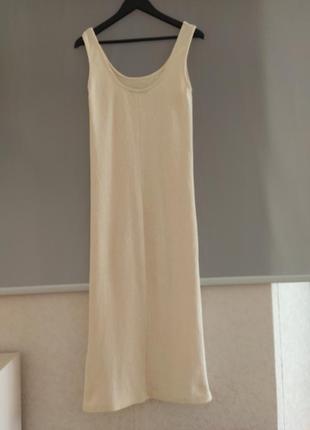 Платье zara прямой крой2 фото