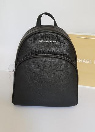 Стильный черный рюкзак abbey оригинал!!!
