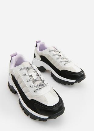 Кроссовки ботинки reserved zara bershka