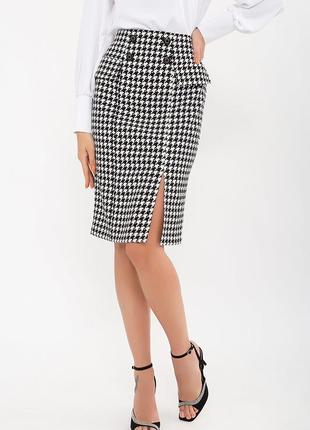 Стильная офисная юбка