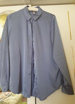 Блуза рубашка женская h&m
