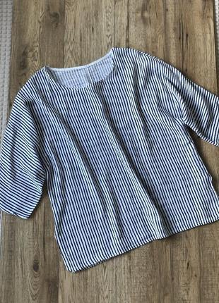 Блуза. льон.