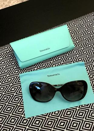 Солнцезащитные очки tiffany & co