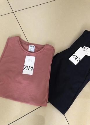 Мужские футболки zara