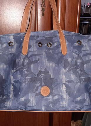 Timberland сумка-шопер, оригинал
