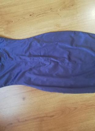 Шикарное платье с кружевными вставками4 фото