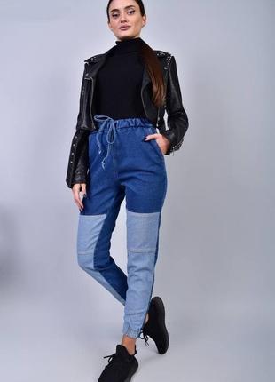 Стильные женские джинсы, т046