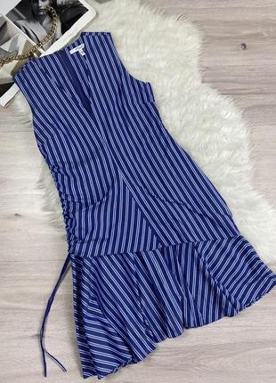 Красивое фирменное платье derek lam 10 crosby