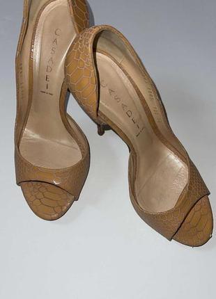 Casadei туфли оригинал босоножки