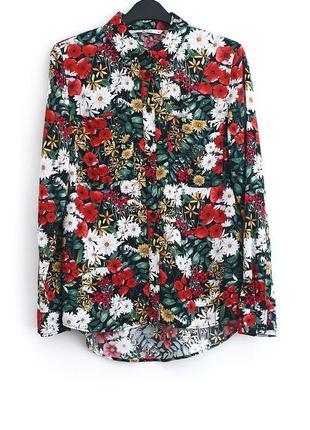 Рубашка из натуральной ткани