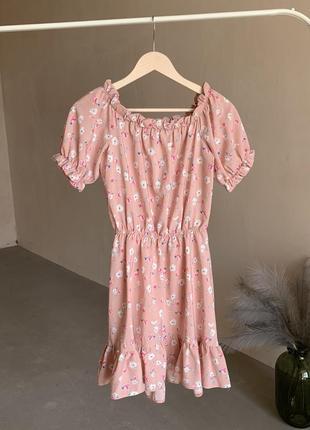 Платье на девочку ростом 152 см