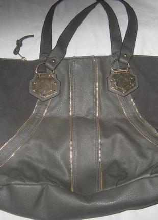 Большая,деловая сумка,new look