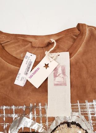 Ультрамодная блуза в стиле бохо your&self вискоза италия оверсайз5 фото