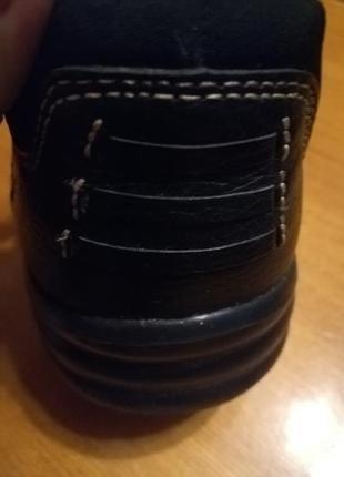 Женские кожаные ортопедические туфли7 фото