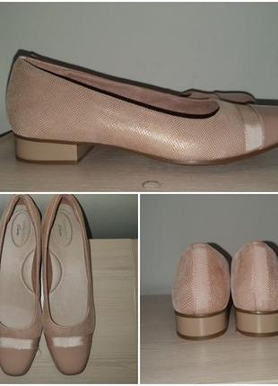 Туфли 43 р кожа