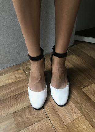 Очень красивые босоножки туфли next2 фото