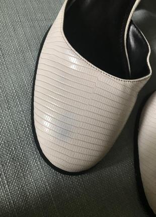 Очень красивые босоножки туфли next9 фото