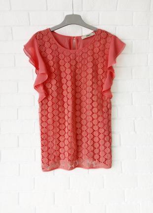 Блуза с ромашками