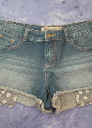 Шорты джинсовые м