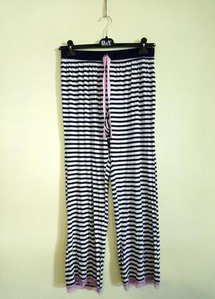 Пижамные/домашние штаны в полоску matalan