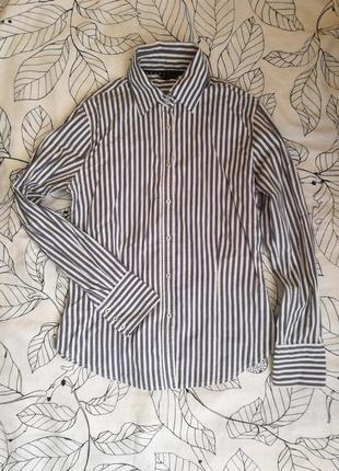 Хлопковая рубашка stanfield