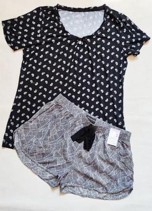 Комплект для дома и отдыха пижама летняя