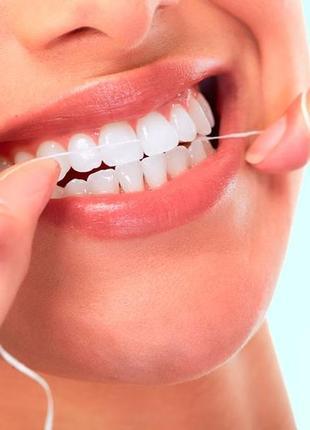 Зубная нить флосс подарок