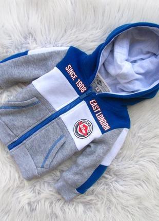 Стильная кофта свитшот реглан худи с капюшоном lee cooper