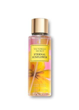 Парфюмированый спрей для тела victoria's secret eternal sunflower