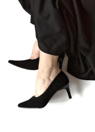 💣💥sale💥велюровые туфли лодочки размер 3