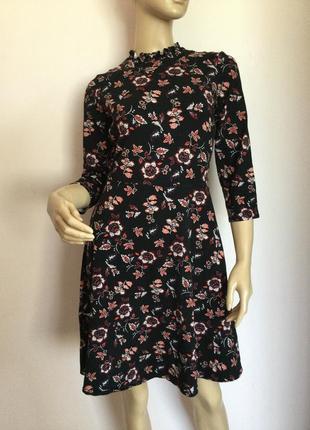 Хлопковое платье/m- l/ brend dorothy perkins