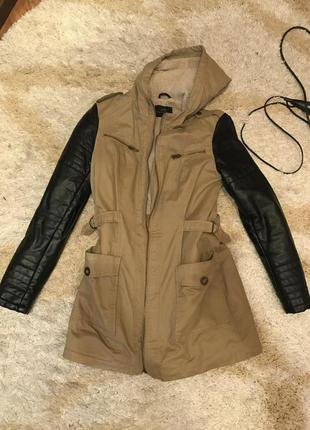 Куртка пальто парка1 фото