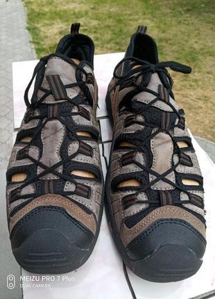 Трекинговые комфортные сандалии, босоножки nature life