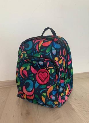 Подростковый школьный рюкзак-портфель для девочки