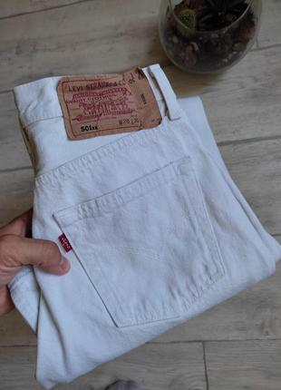 Винтажные джинсы levis 501 511