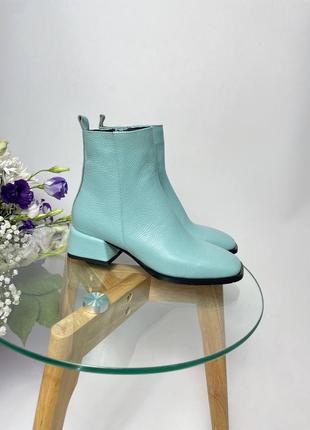 Ботинки женские 🎨 любой цвет натуральная кожа замша италия деми зима