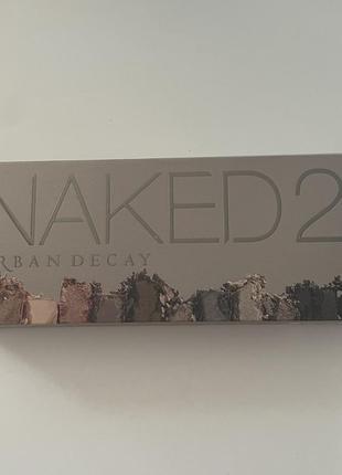 Топовая палетка теней urban decay naked 2 оригинал
