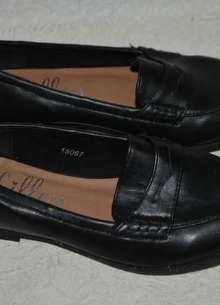 Новые туфли lilley 22.5 см 35 размер англия