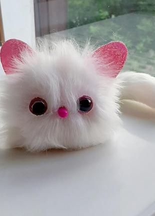 Котик интерактивный pomsies