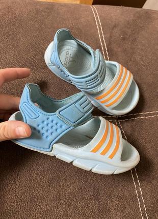 Сандали босоножки adidas 22