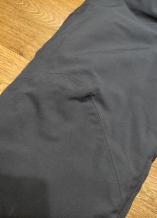 Штаны теплые дутики лыжные6 фото