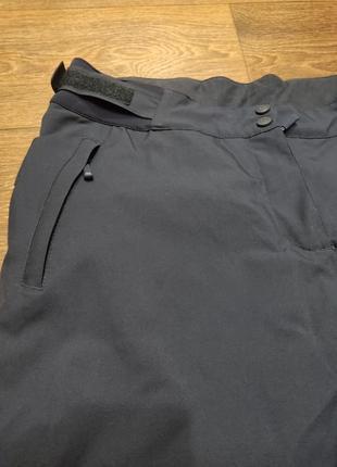 Штаны теплые дутики лыжные3 фото