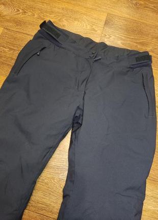 Штаны теплые дутики лыжные2 фото